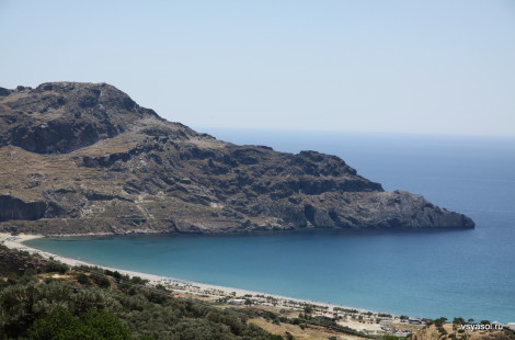 Ливийское море, Крит