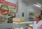В сырной лавке. Ханья, Крит