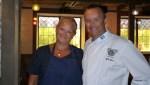 С бренд-шефом ресторана  Скандинавия Мики Милле