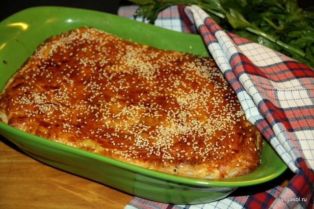 Настоящий израильский мясной пирог – Вся Соль - кулинарный блог Ольги Баклановой