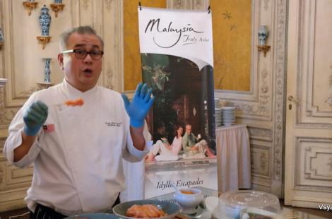 Шеф Исмаил рассказывает о малайзийской кухне: внимание на руки и выражение лица