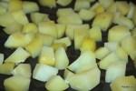 Охлаждаем картофель на противне