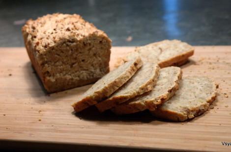 Испеченный своими руками эстонский хлеб