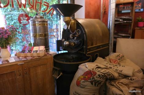 Любовь к кофе эстонцам привили испанцы