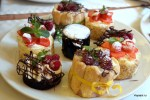Пирожрные от Мишеля Ломбарди