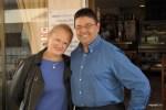 С Тони, владельцем морского ресторана Galicia в порту Андрач, Майорка