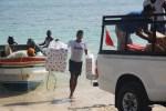 Все, необходимое для жизни на Контаоре, оставляют по морю с материка