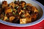 Вегетарианский Мапо тофу