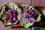 Салат из слегка маринованных летних корнеплодов