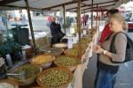 На рынке в Сольере, Майорка