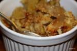 Классический рассыпчатый яблочный пирог