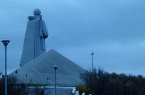 Алеша, памятник защитникам Мурманска