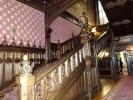 Парадная лестница в резиденции