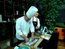 Мастер-класс Кристофа Мюллера в московском ресторане Sixty