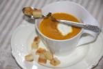 Тыквенный суп от Тьерри Маркса