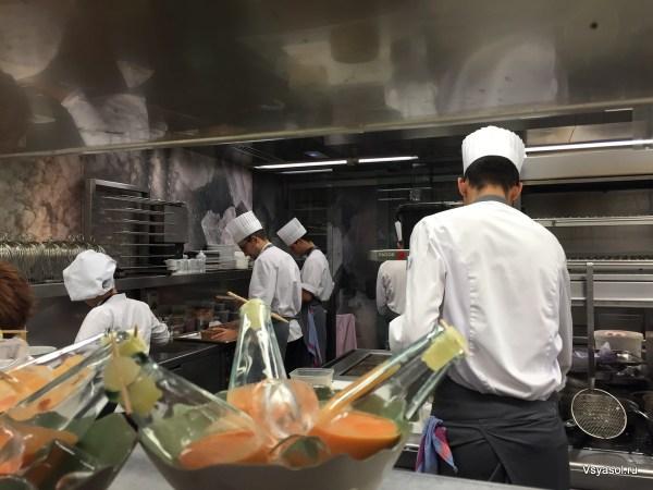 На кухне Arzak