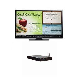 digital signage package