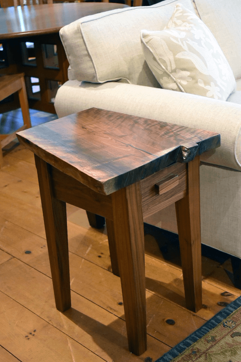 Image of handmade coffee table