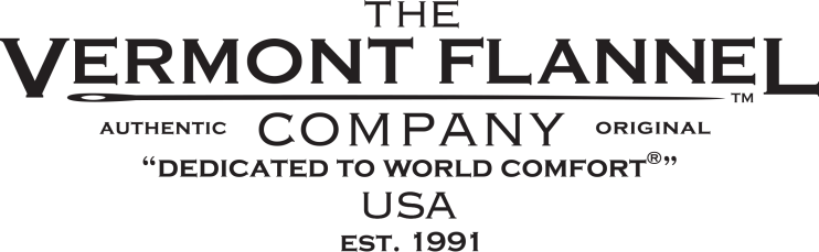 Vermont Flannel Company logo