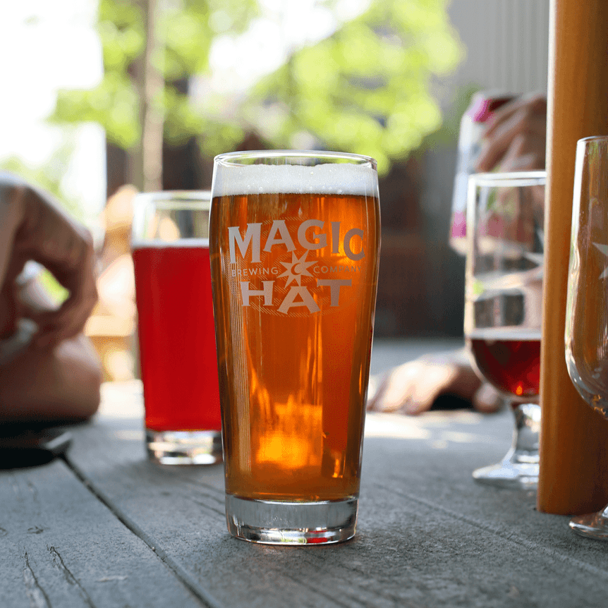 Image of a pint of beer