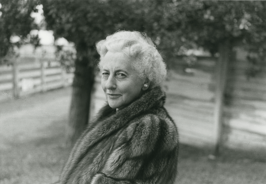 Image of Electra Havemeyer Webb at Shelburne Museum