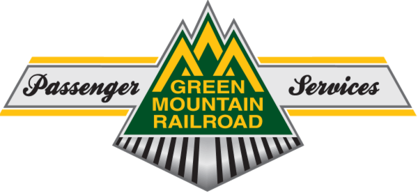 Logo for the Green Mountain Railroad