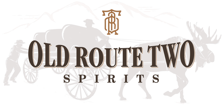 Old Route Two Spirits logo