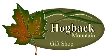 Logo for Hogback Mountain Gift Shop