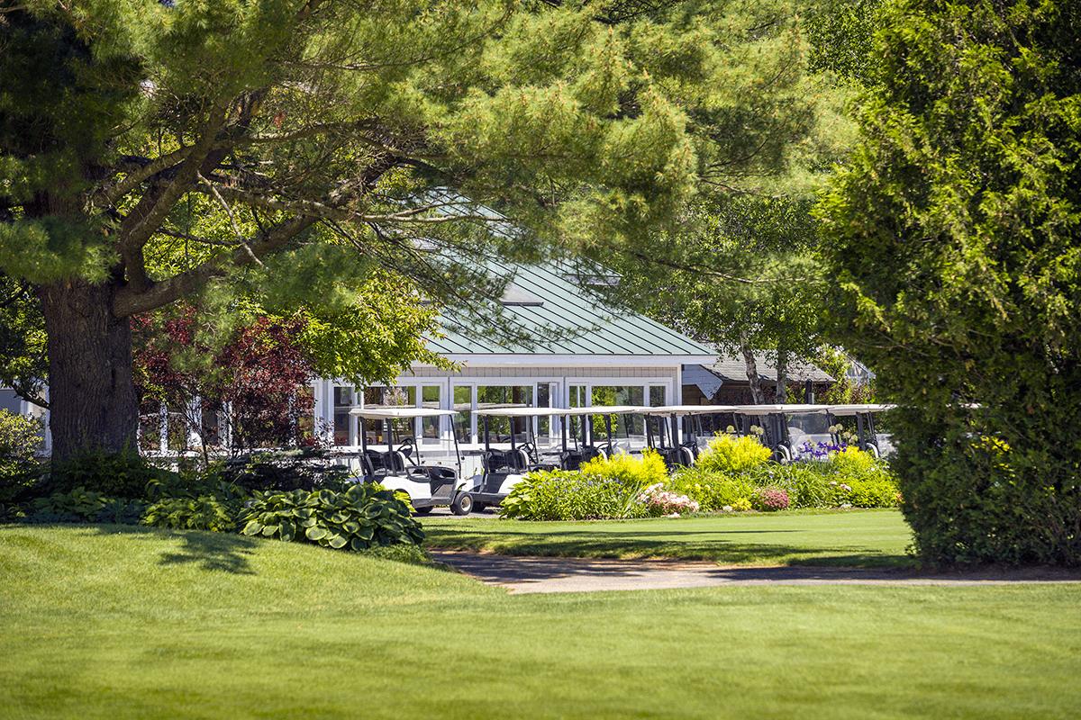 Image of building at Lake Morey Resort