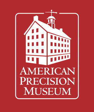 Logo for American Precision Museum