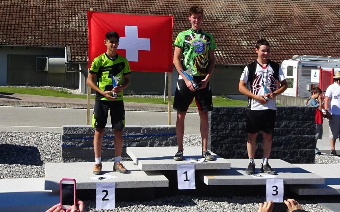 Swisscup in Delémont und Schweizermeisterschaft 20″ 16./17.7.2016