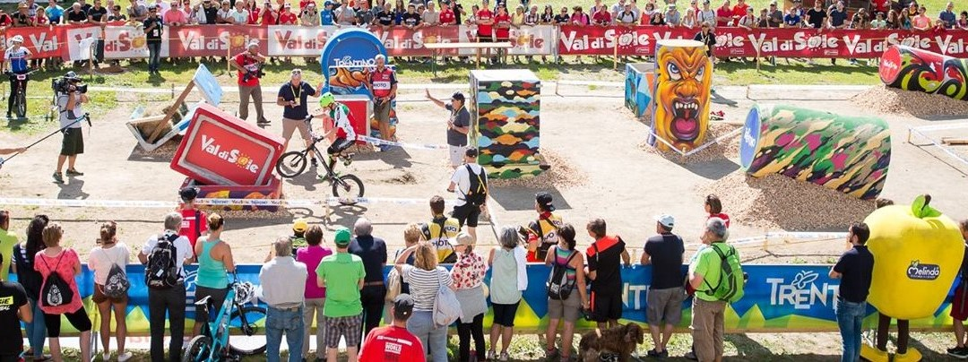 Weltmeisterschaft in Val di Sole 29.8-3.9.2016