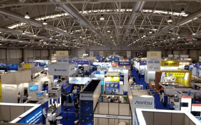 ECOC Exhibition 2019 23-25 September