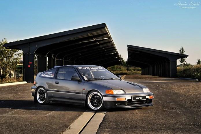 Honda CRX (1)