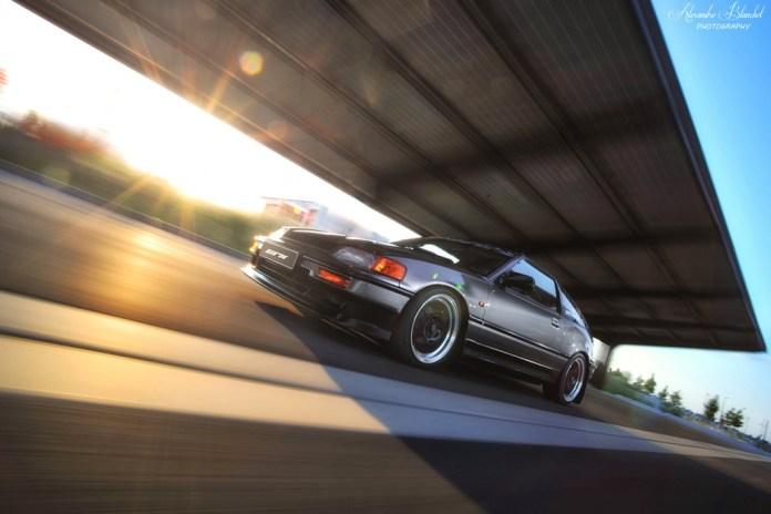 Honda CRX (2)