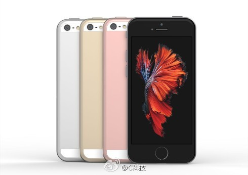 iPhone 5se 1