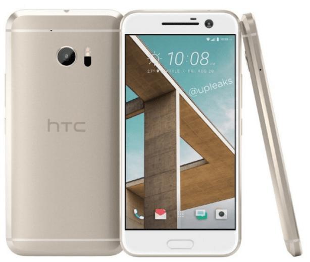 HTC 10 - gold