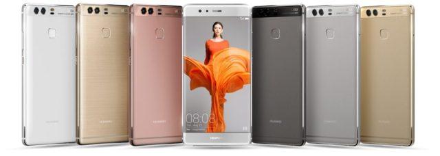 Huawei P9 & P9 Plus