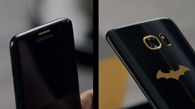 Samsung Galaxy S7 Edge Batman Edition 1