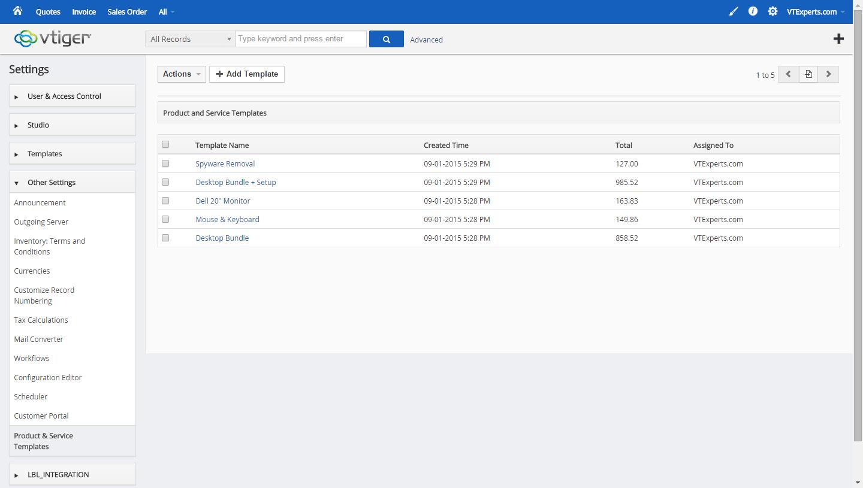 filemaker pro invoice templates free