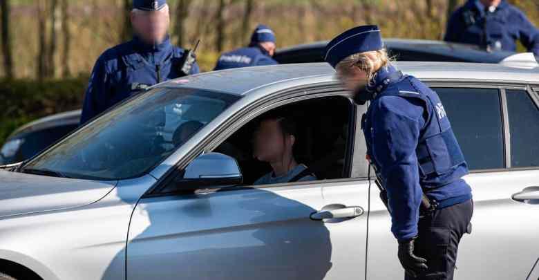 قوات الشرطة البلجيكية