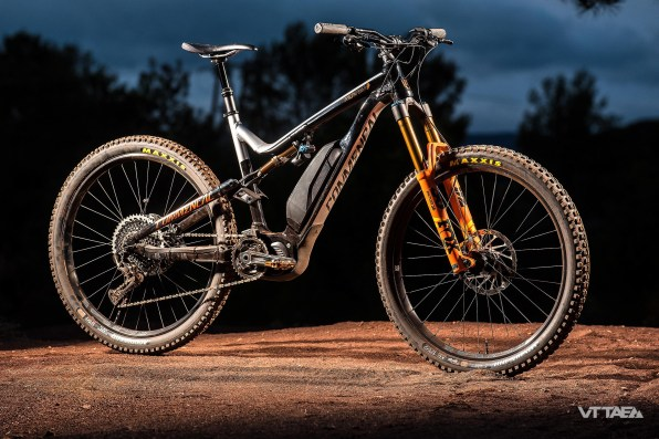vttae commencal meta power race fox 2018-20