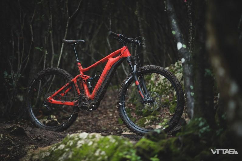 Esthétiquement, les deux vélos partagent tout, ou presque. À l'oeil d'ailleurs, il faut connaitre certains détails pour faire la différence.