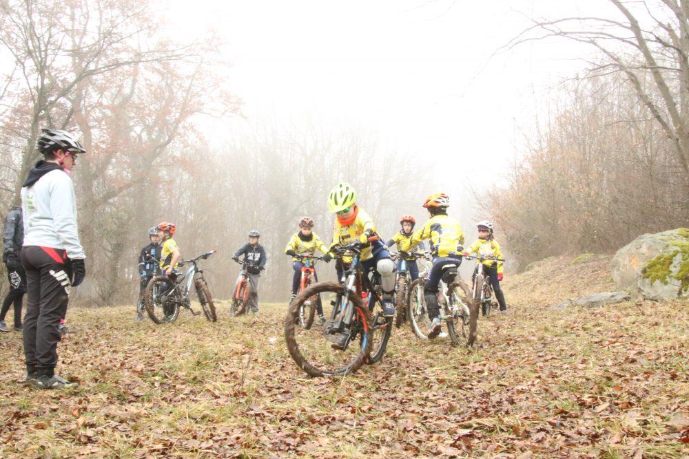 Stage club de VTT Trial Club Etoile Cyclisme de Chateau-Thierry