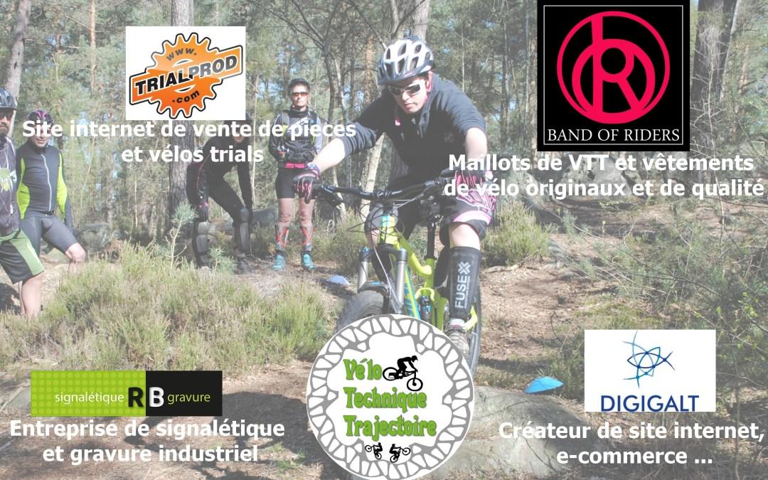 Partenaires de Vélo Technique et Trajectoire