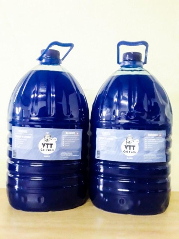 VTT Chafing Fuel