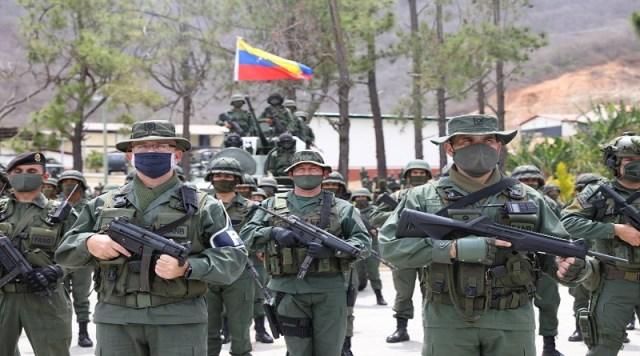 Regiones Estratégicas de Defensa Integral de la nación rechazan acciones de grupos mercenarios contra Venezuela