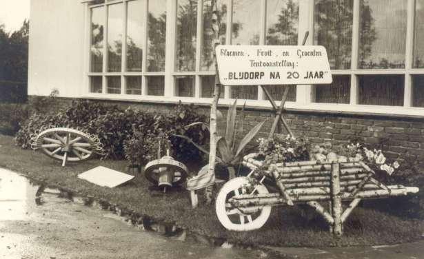 Tentoonstelling 20 jaar VTV Blijdorp 1954