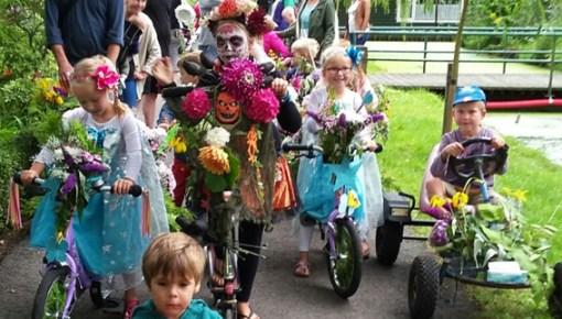 Mini fotoverslag van Kinderfestijn…
