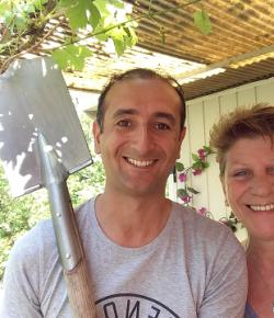 104 – De tuin van Lourens en Suzanne